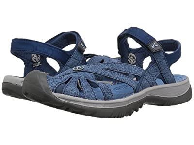 Keen Rose Sandal (Blue Opal/Provincial Blue) Women
