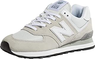 New Balance Womens 574 Core Suede Low Top Lace Up Running Sneaker US