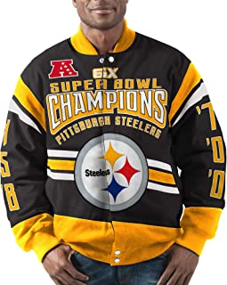 Best steelers championship jacket Reviews