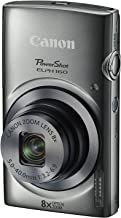 Best Canon PowerShot ELPH 160 (Silver) Review