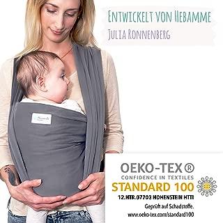 Ergonomische Topbasic Babytrage Neugeborene 0-36 Monate Neue Generation Universal Atmungsaktive St/ützt R/ücken Und Nacken Tragetasche F/ür Babys Und Kinder Von 0 Bis 3 Jahre von 3,5 Bis 25 Kg