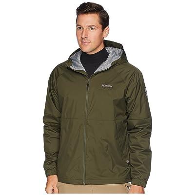 Columbia Helvetia Heightstm Jacket (Peatmoss) Men