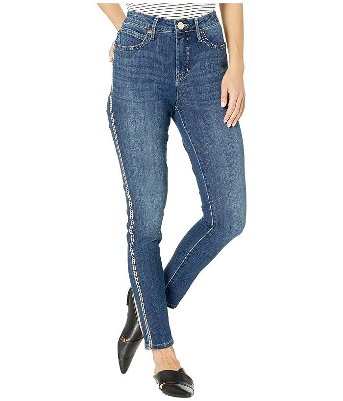 Seven7 Jeans Ide Bling Skinny Jeans in Zepher
