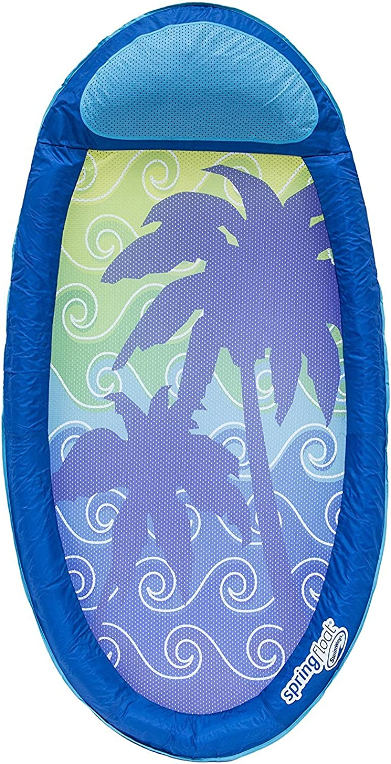 SwimWays The Original Spring Float (Palm Tree) by SwimWays