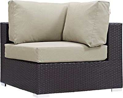 Amazon.com : GDF Studio 301040 Francisco Outdoor Wicker ...