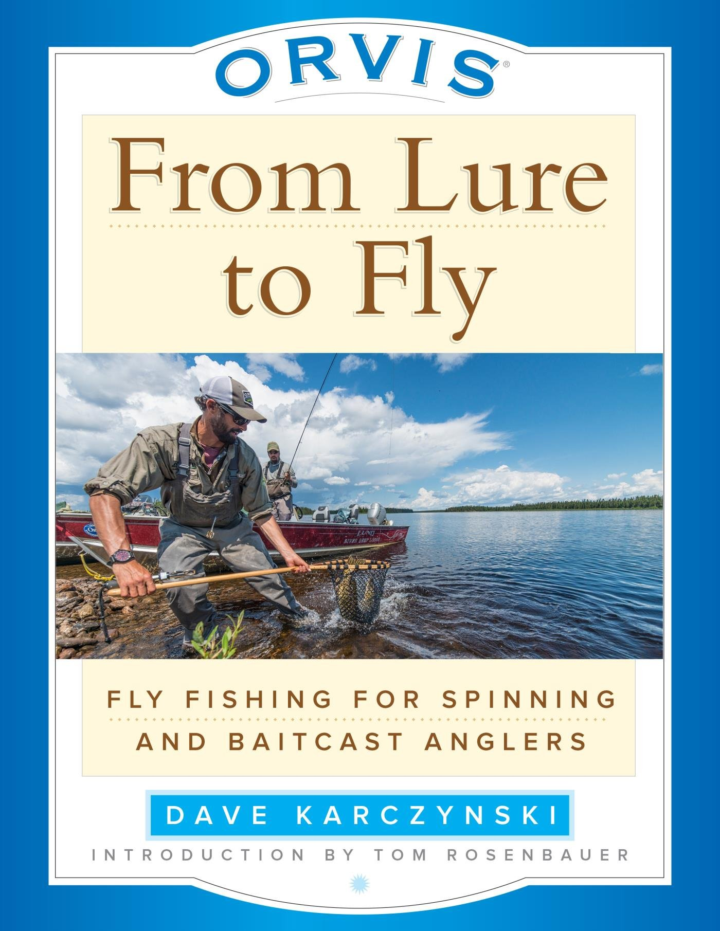 Image OfOrvis From Lure To Fly: Fly Fishing For Spinning And Baitcast Anglers (English Edition)