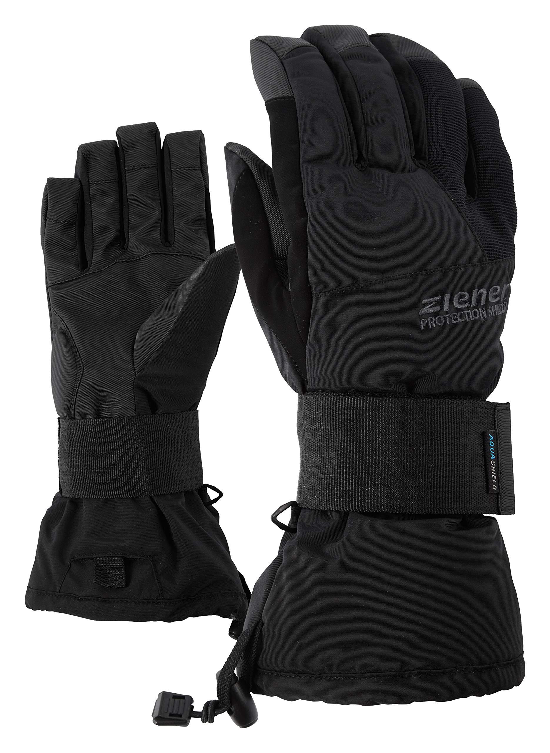 Ziener Erwachsene MERFOS AS glove SB Snowboard-Handschuhe / Wintersport | wasser