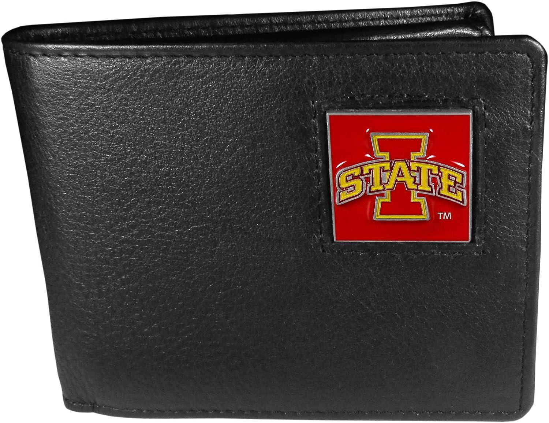 NCAA Iowa State Cyclones Leather Bi-fold Wallet