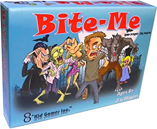 Sponsored Ad - Bite-Me - New Card Game - Kids, Teens, Adult, Family or Party Game-Werewolves, Vampires, and Zombies