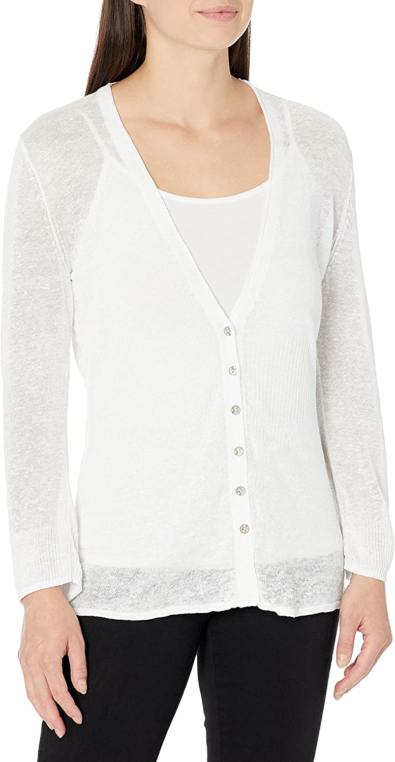 NIC+ZOE Women's New Back of The Cardy York High order Mall Chair