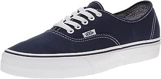 vans blue and white stripe