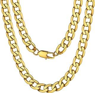 a4d2c76ab6391 Amazon.com: men's curb link chains