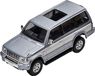 トミカリミテッドヴィンテージ ネオ 1/64 LV-N189a 三菱 パジェロ ミッドルーフワイド スーパーエクシードZ 銀/白 (メーカー初回受注限定生産) 完成品