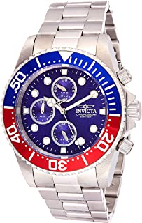 Men's 1771 Pro Diver Collection Stainless Steel Chronograph Watch