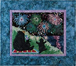 Fabric Kit~12 Months of Happy~Lil Sparklers-Applique Kit- 23 x 20 McKenna Ryan/Hoffman