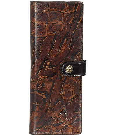 Patricia Nash Marotta Card Holder (Abstract Animal) Wallet