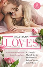 Mills & Boon Loves.../Big Sky Standoff/Girl Behind the Scandalous Reputation/A Bride for the Boss/The Italian Playboy's Se...