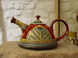 Handmade Pottery Teapot, Ceramic teapot