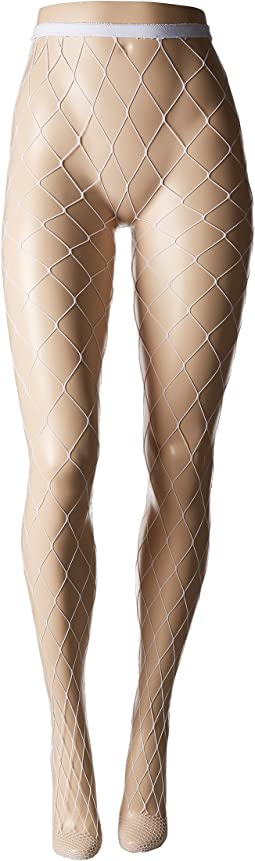 Open Work Fishnet Tights