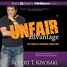 robert kiyosaki unfair advantage