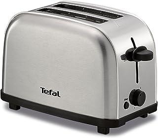 Tefal TT330D11 Ultra Mini 700 Watt Paslanmaz Çelik Ekmek Kızartma Makinesi Gri - 8000035850