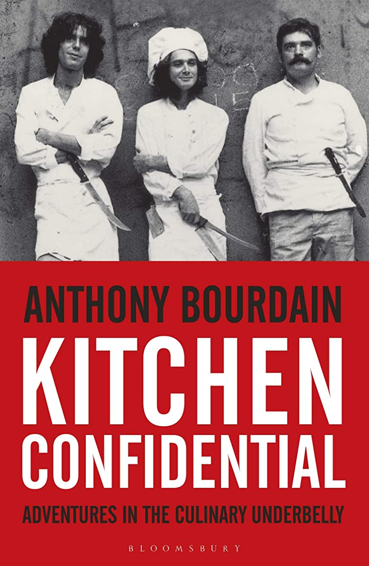ペンテレビを見る入植者Kitchen Confidential (English Edition)