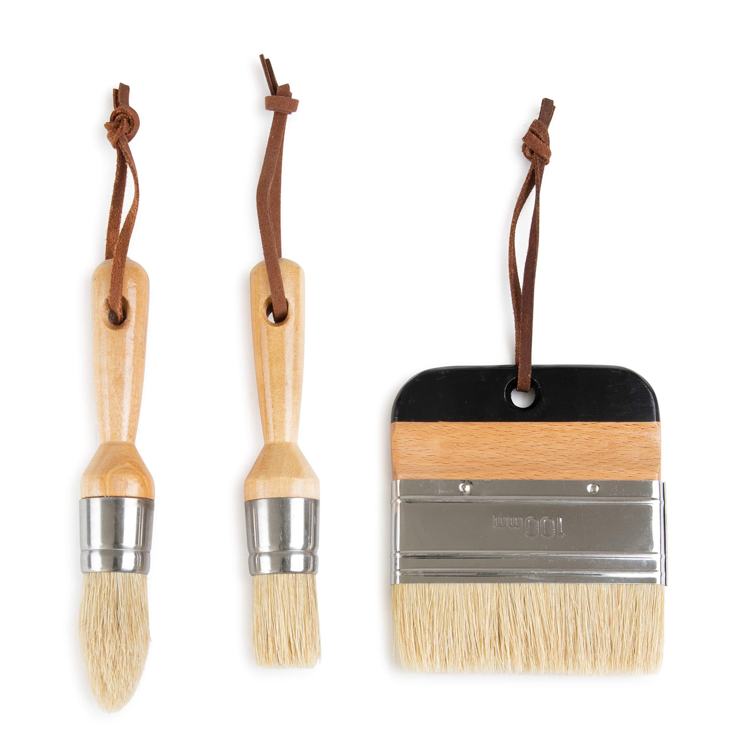 DIYARTZ Perfect Natural Bristles Durable