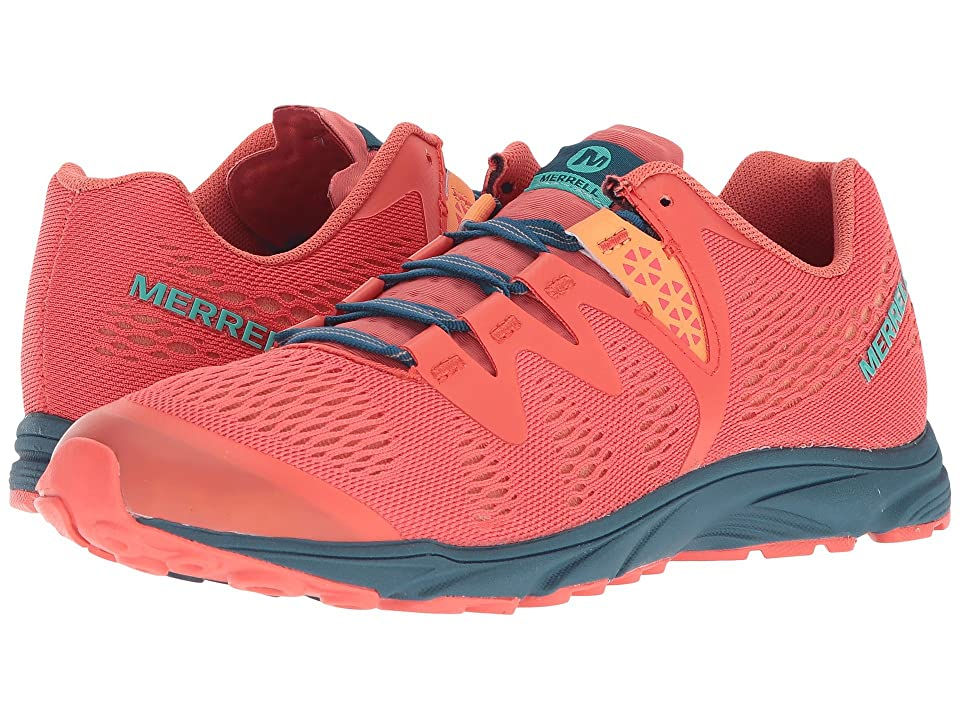 Merrell Riveter E-Mesh (Hot Coral) Women