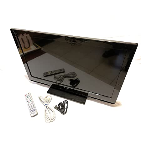 パナソニック 32V型 液晶テレビ ビエラ TH-L32C50 ハイビジョン HDD(外付) 2012年モデル