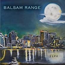 balsam range five
