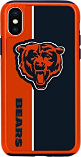 Forever Collectibles iPhone X Dual Hybrid Bold Case - NFL Chicago Bears