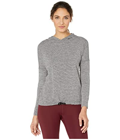 SKECHERS Quest Long Sleeve Pullover (Black) Women