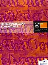 Lengua castellana y literatura, 1 Bachillerato (Canarias)