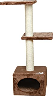 TRIXIE Pet Products Badalona Cat Tree, Brown