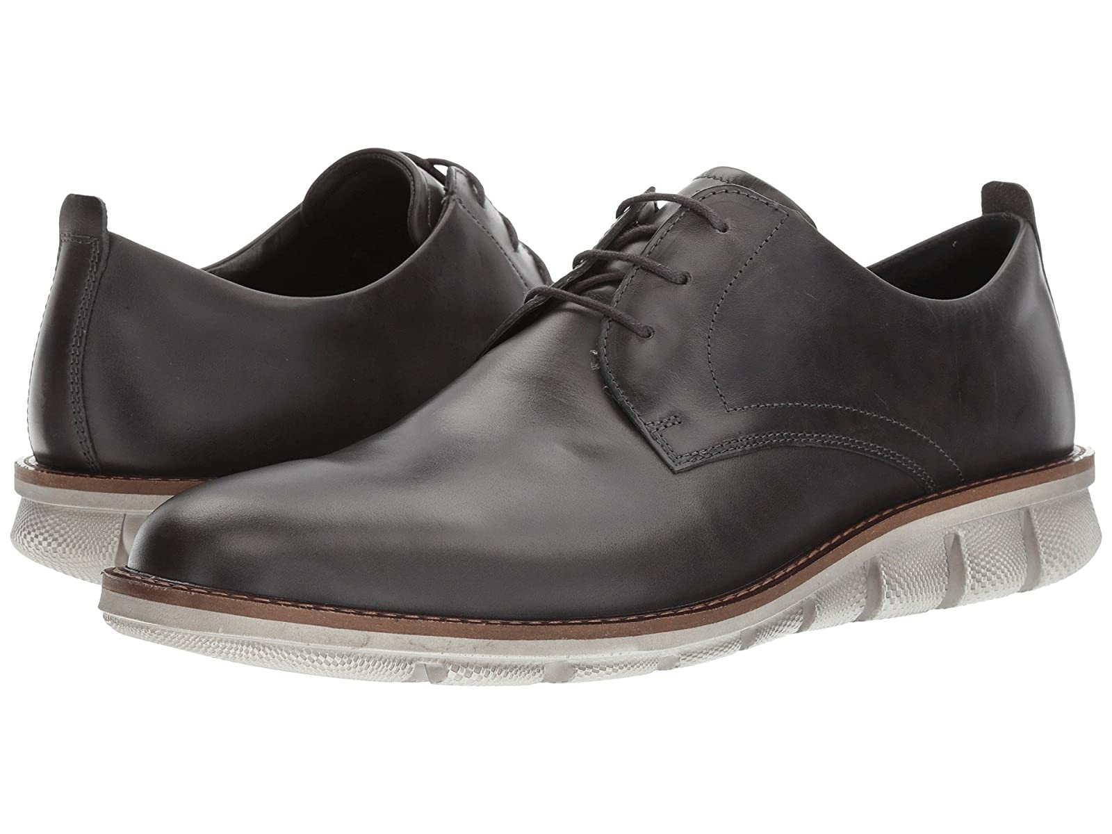 ECCO Jeremy Hybrid TieAtmospheric grades have affordable shoes