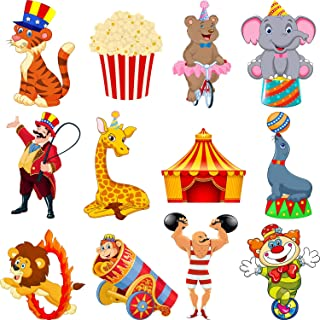 Best circus cardboard cutouts Reviews