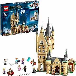 LEGO 75969 Harry Potter Hogwarts astronomitorn Byggsats med Minifigurer, Byggklossar för Barn