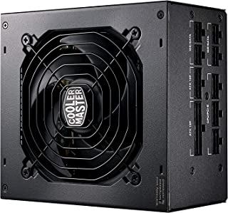 Cooler Master MWE Gold 650W 80Plus Gold Certified Fixed Cable Design Compact DC-to-DC Power Supply - Black - MPY-6501-ACAA...