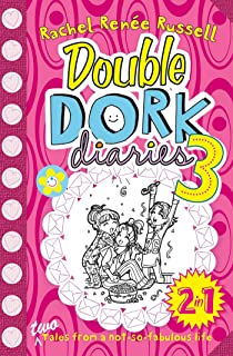 Double Dork Diaries 3 by Rachel Renee Russell - Paperback