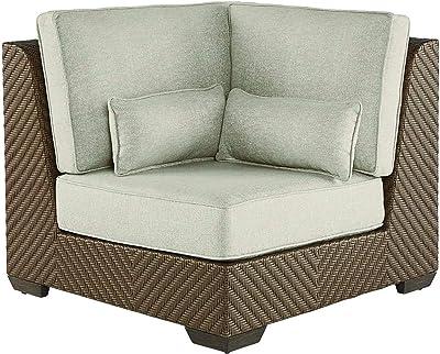 Amazon.com : Vondom Vela Sofa Left chaiselongue Bronze ...