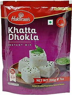 Haldirams Instant Mix Khatta Dhokla, 200 gm