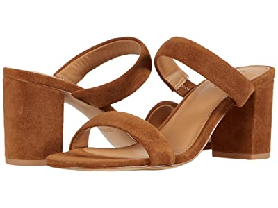 Soludos Ines Heel (Walnut) Women