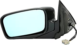 Dorman 955-1566 Driver Side Power Door Mirror - Heated with Memory for Select Acura Models, Black