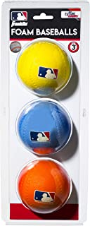 Franklin Sports MLB Oversized Foam Baseball Bat and Ball Set