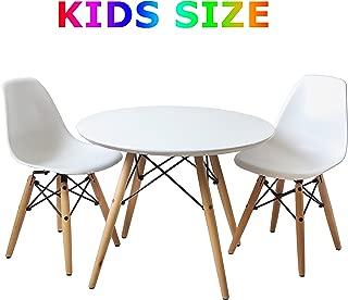 Buschman Muebles para Niños | Conjunto de Mesa y Sillas