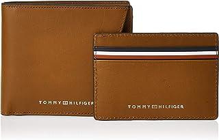 Tommy Hilfiger Wallet for Men-Cognac