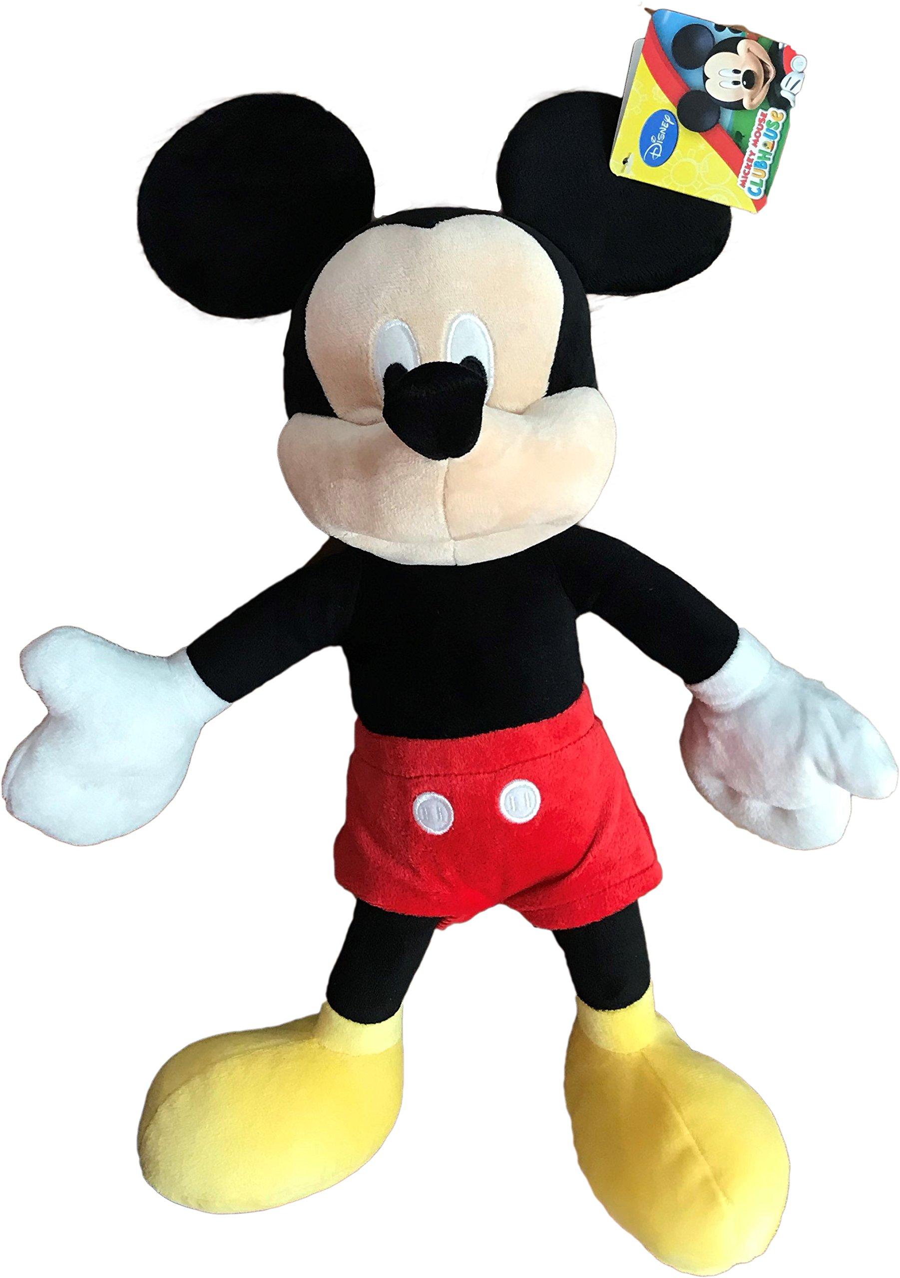 Mickey Mouse 30cm Muñeco Peluche Super Soft Raton Disney Junior ...