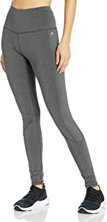 HEAD Women's Rejuvenated High Rise Leggings - Performance Activewear Yoga & Running Pants