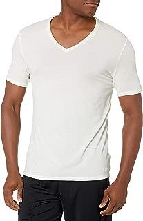 Icebreaker Merino Anatomica Merino Wool Short Sleeve V Neck T-Shirt