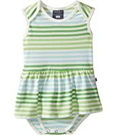 Toobydoo - Multi Stripe Ballerina Dress (Infant)